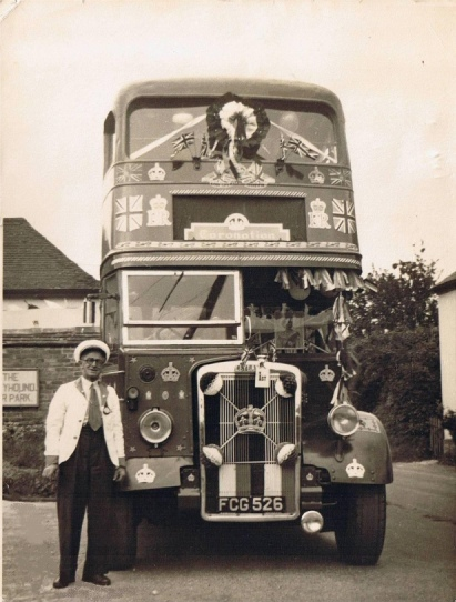 Haary Oliver's Bus 1953