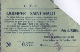 older CTF ticket