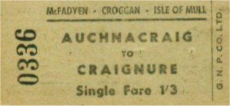 McFadyen ticket