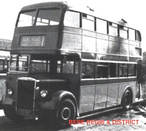 bere regis double decker
